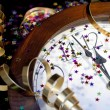 2012 New Years Party Background — Stock Photo #7852488