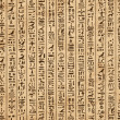 Egypt hieroglyphs, grunge seamless pattern for your design - Imagen vectorial
