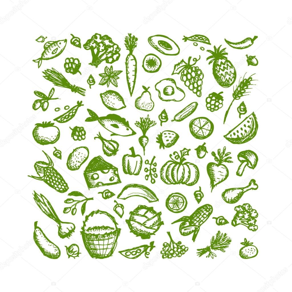какая здоровая еда