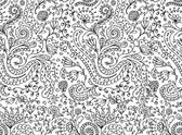 Ornamental floral seamless pattern for your design — Stock Vector