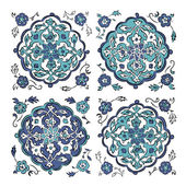 Abstract turkish pattern for your design — Stockvektor