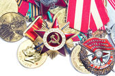 Order of the Soviet Union — Stock Photo