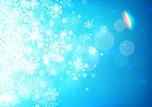 зимний фон — Стоковое фото