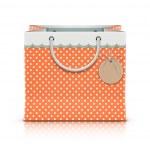 Paper shopping bag — Stock Vector #16968791
