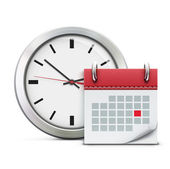 концепция времени — Стоковое фото
