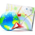 Global navigation concept — Stock Vector #19982541
