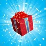 Present box — Stock Vector #5881585