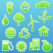 Eco icons — Stock Photo #6004777