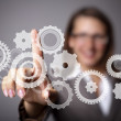Engineering and design image — Stock Photo #11798561