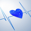 Image of hearbeat - Stockfoto