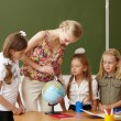 Teacher at school — Stock Photo #12782748