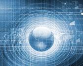 Global technology image — Stock Photo
