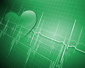Heart Beat — Stock Photo