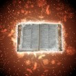Magic book — Stockfoto