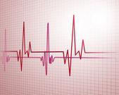Heart Beat — Stock Photo