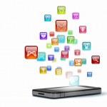 Modern technology media — Stock Photo #15773839