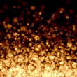 Foto de Stock  : Gold abstract light background