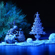 Christmas tree — Stock Photo #15774595