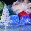 Christmas tree — Stock Photo #15775549