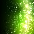 Green abstract light background — Stock Photo