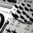 Dj mixer — Stock Photo #16032201