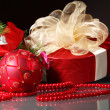 Christmas decoration — Stock Photo #16243735