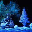 Christmas tree — Stock Photo #16357315