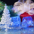 Christmas tree — Stock Photo #16357365