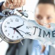 Time in business — Stock Photo #16358223