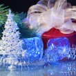 Christmas tree — Stock Photo #16359511
