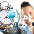 Time in business — Stock Photo #16359695