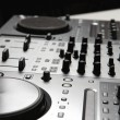 Dj mixer — Stock Photo #16359885