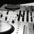 Dj mixer - Stock Photo