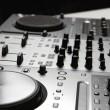 Dj mixer — Stock Photo #16359885