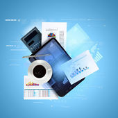 E-business — Stockfoto