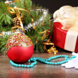 Christmas decoration — Stock Photo #16361929