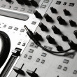 Dj mixer — Stock Photo #16362723
