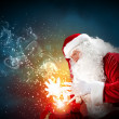 Christmas theme with santa — Stock Photo #16365811