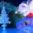 Christmas tree — Stock Photo #16368053