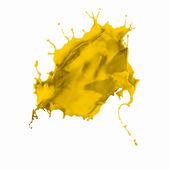 Colour splash — Stock Photo