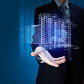 Automation engineering, conception des bâtiments — Photo