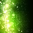 Green abstract light background — Stock Photo #16370135