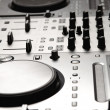 Dj mixer — Stock Photo