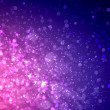 Purple abstract light background — Stock Photo