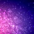 Stock Photo: Purple abstract light background