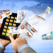 Business   e commerce — Stock Photo