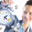 Time in business - Foto Stock