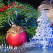 Christmas decoration — Stock Photo #16374145