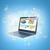 E-Business — Stock Photo
