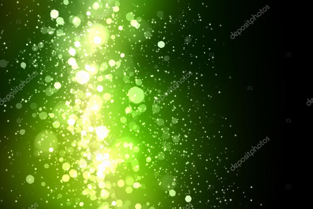 Abstract Background Light Green Green Colour Bokeh Abstract Light Background